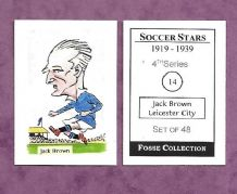 Leicester City Jack Brown 14 (FC)